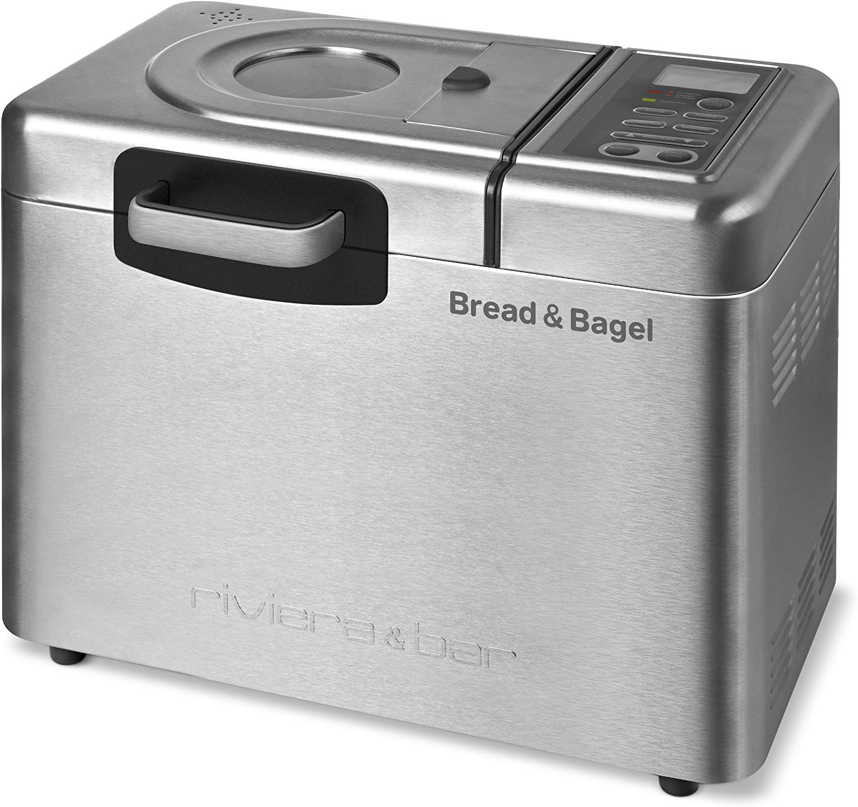 Machine à pain Riviera & Bar QD794 Bread & Bagel
