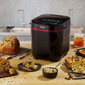 Comment fonctionne une machine à pain?